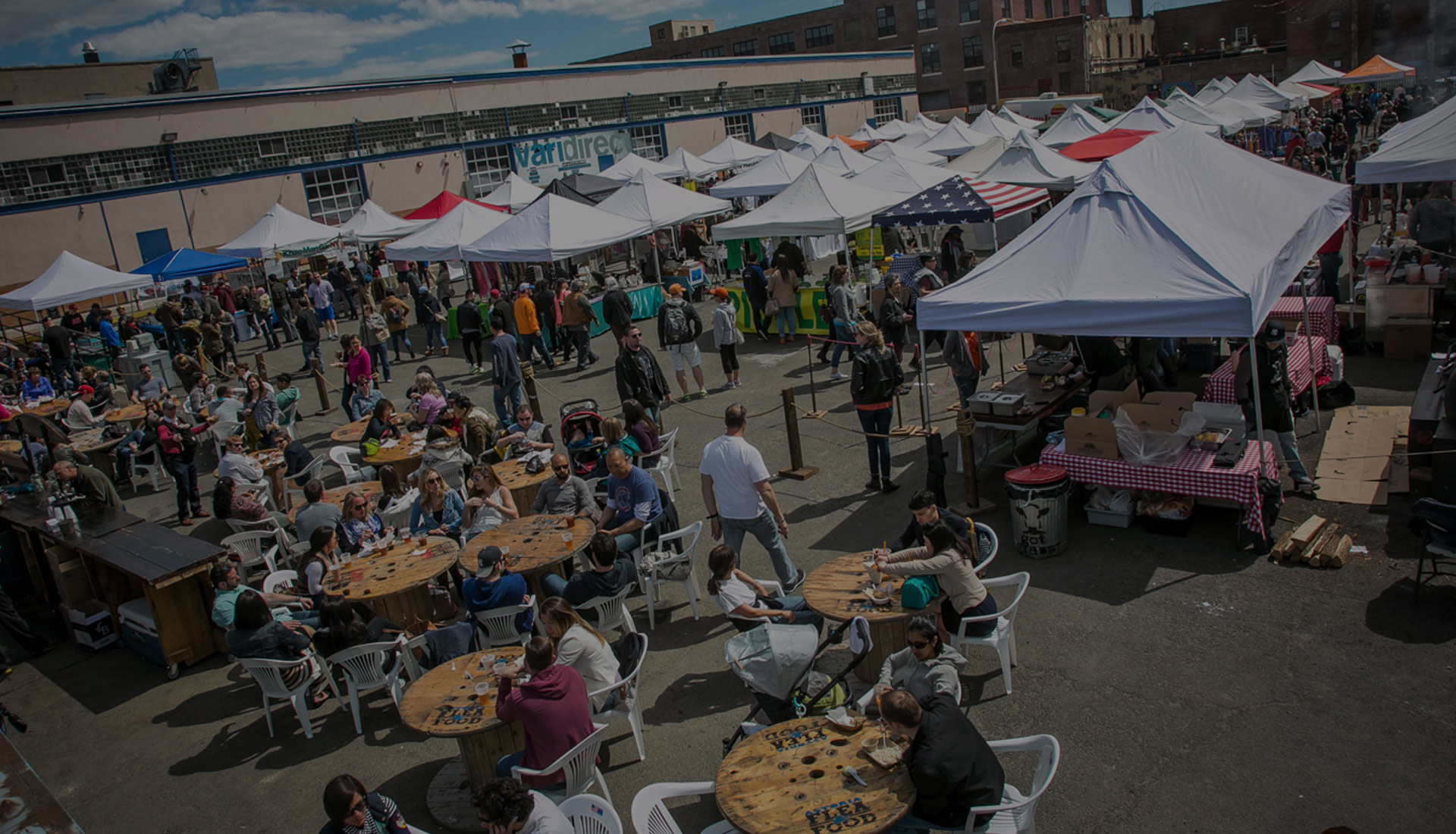 LIC Flea & Food is closed for the Season